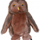 Oscar, the owl puppet